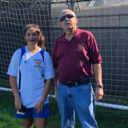 Lauren La Morte 1st Place Class Winner District 8 Soccer Challenge and Suffolk County Soccer Challenge